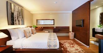 Pandawa All Suite Hotel - North Kuta - Bedroom