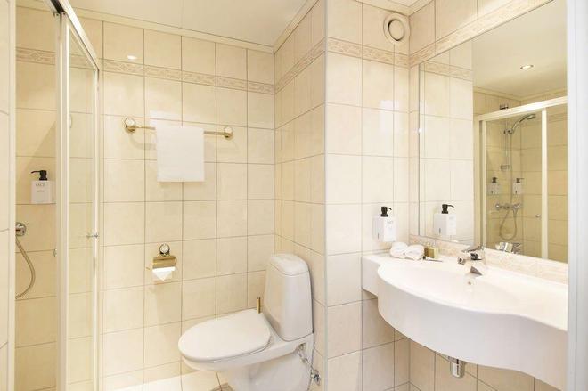 Scandic Gardermoen - Gardermoen - Μπάνιο