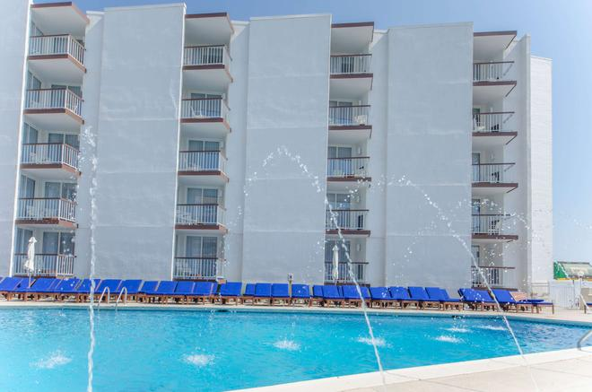 Icona Diamond Beach - Wildwood Crest - Building