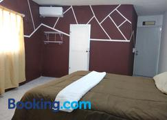 Ambar Rooms & Coffee - Campeche - Schlafzimmer