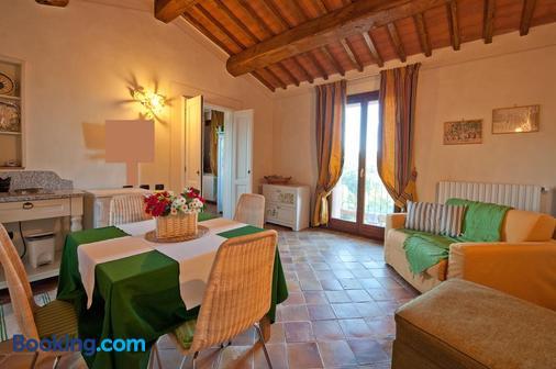 Podere Chiaromonte - Palaia - Dining room
