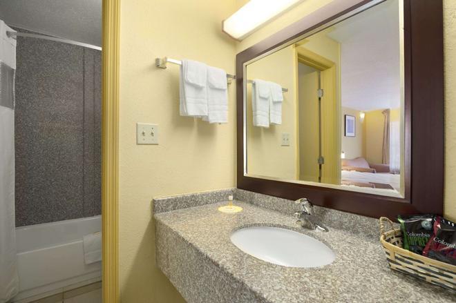 布勞恩斯魏克戴斯酒店 - 布倫斯威克 - 布倫瑞克 - 浴室
