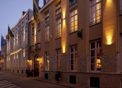 Grand Hotel Casselbergh Bruges - Μπριζ - Κτίριο