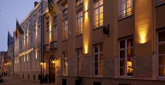 Grand Hotel Casselbergh Bruges - ברוג' - בניין