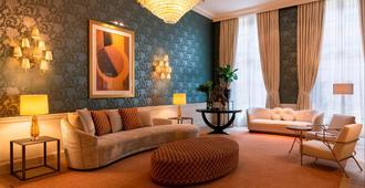 Grand Hotel Casselbergh Bruges - Bruges - Phòng khách