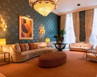 Grand Hotel Casselbergh Bruges - Brügge - Stue