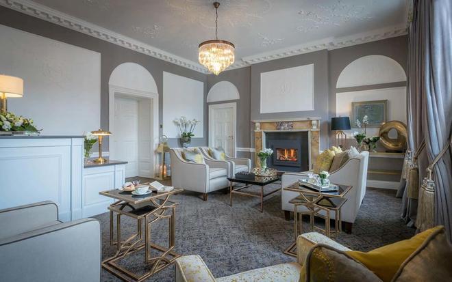 Butler House & Garden - Kilkenny - Living room