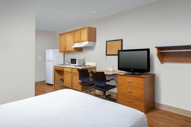 Woodspring Suites Phoenix I-10 West - Phoenix - Bedroom