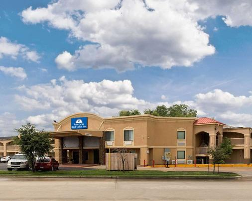 Americas Best Value Inn Nrg Park Medical Center - Хьюстон - Здание