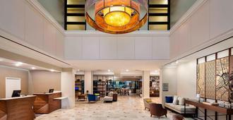 Sheraton Suites Market Center Dallas - דאלאס - לובי