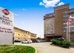 Best Western Plus Chocolate Lake Hotel - Halifax - Byggnad