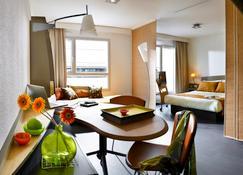 Aparthotel Adagio Annecy Centre - Annecy - Slaapkamer