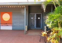 Ochre Moon B&B - Broome - Outdoor view