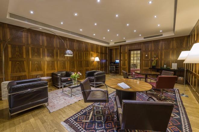 馬利亞特雷西亞 K&K 酒店 - 維也納 - 維也納 - 休閒室