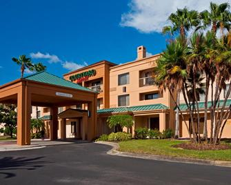 Courtyard by Marriott Tampa Brandon - Tampa - Building