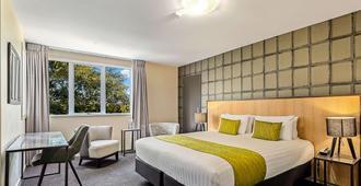 Quality Hotel Elms - כרייסטצ'רץ' - חדר שינה