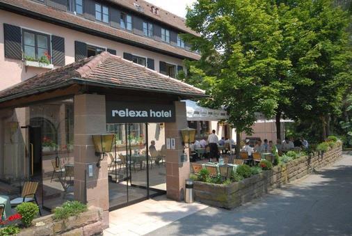 Relexa Waldhotel Schatten - Stuttgart - Rakennus
