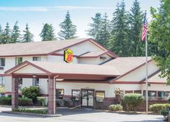 Super 8 by Wyndham Lacey Olympia Area - Lacey - Building