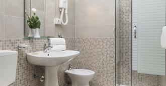 Hotel Villa Rosa - רומא - חדר רחצה
