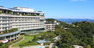 Arima Grand Hotel - Kōbe - Edificio