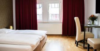 Hotel Stern - דיסלדורף - חדר שינה