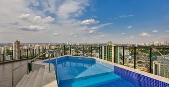 戈亞尼亞假期飯店 - 哥亞尼亞 - 游泳池