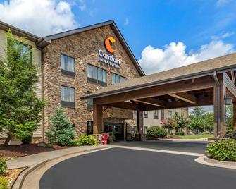 Comfort Inn & Suites - Blue Ridge - Building