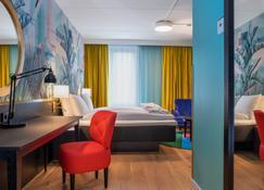 Thon Hotel Storo - Oslo - Habitación