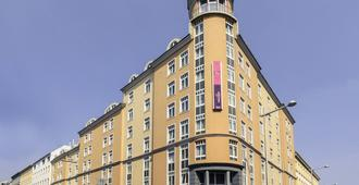 美居維也纳威斯特班霍夫酒店 - 維也納 - 建築