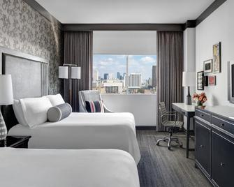 Loews Vanderbilt Hotel - Nashville - Bedroom