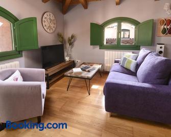 Arbesa Huesca - Уеска - Living room