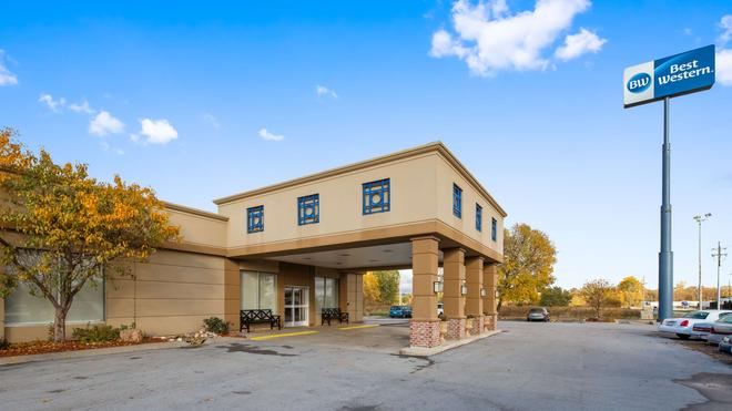 Best Western Crossroads of The Bluffs - Council Bluffs - Κτίριο