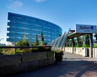 Radisson Blu Airport Hotel, Oslo Gardermoen - Gardermoen - Gebäude
