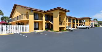 Americas Best Value Inn Ocean Inn - Saint Augustine Beach - Edificio