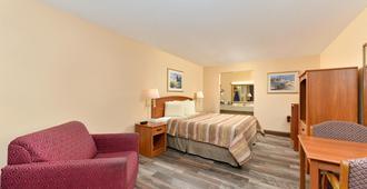 Americas Best Value Inn Ocean Inn - Saint Augustine Beach - Bedroom