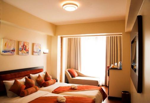 Best Western Plus Meridian Hotel - Nairobi - Bedroom
