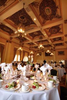 The Pfister Hotel - Milwaukee - Banquet hall