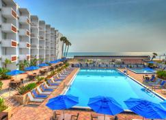 Best Western Aku Tiki Inn - Daytona Beach - Pool