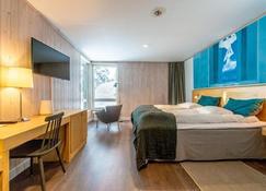 Icehotel - Jukkasjärvi - Bedroom