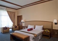 Junction Hotel - Nay Pyi Taw - Κρεβατοκάμαρα