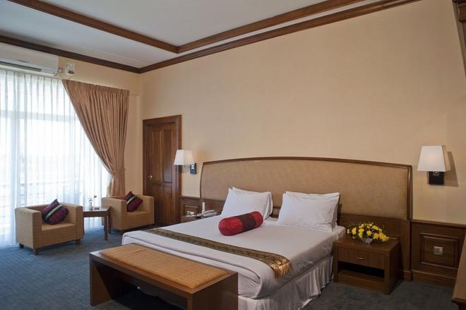 Junction Hotel - Nay Pyi Taw - Makuuhuone