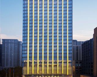 濟南富力凱悅酒店 - 濟南 - 建築