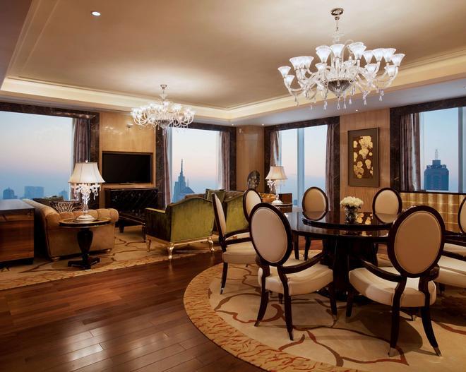 Hyatt Regency Jinan - Jinan - Dining room