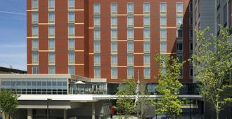 Hampton Inn Washington DC NoMa Union Station - Вашингтон - Здание