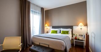 Leonardo Boutique Hotel Madrid - Madrid - Schlafzimmer