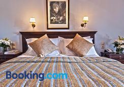 Hotel Doupiani House - Καλαμπάκα - Κρεβατοκάμαρα