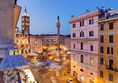 阿馬爾菲酒店 - 羅馬 - 羅馬 - 室外景