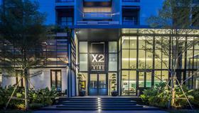 X2 Vibe Bangkok Sukhumvit Hotel - Bangkok - Bina