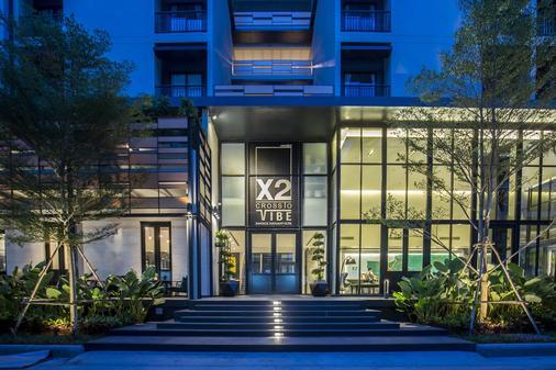 X2 Vibe Bangkok Sukhumvit Hotel - Bangkok - Building