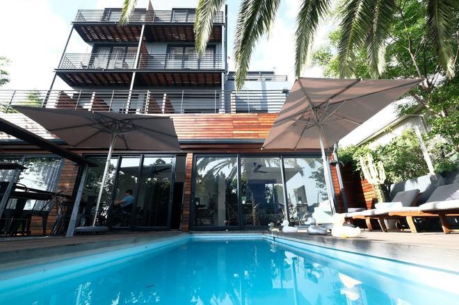 The Tree House Boutique Hotel - Ciudad del Cabo - Piscina